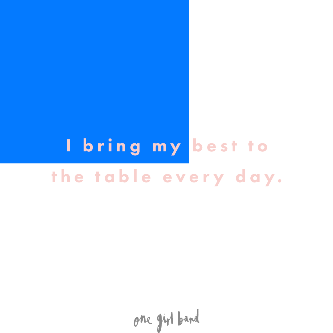 affirmation-for-oct-2-one-girl-band