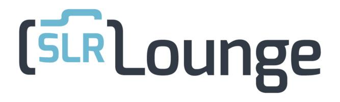 SLR Lounge Film Objektiv