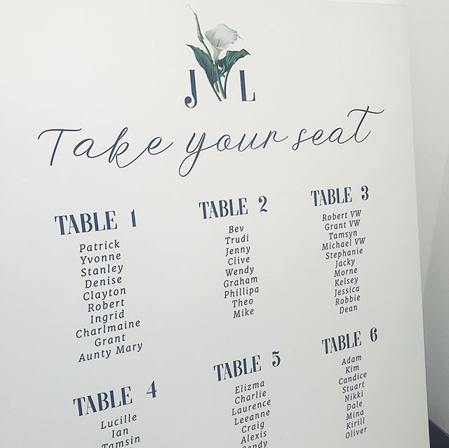 Another set of on-the-day stationery done and dusted in this very busy wedding month!  I loved creating these items, especially the chatterbox menu which is something a little different!  Marble styling board: @thecreativebarn . . . . #weddingday #seatingchart #chatterbox #menu #weddingstationery #onthedaystationery #weddingstationerydesigner #callalily #botanical #rudedesign