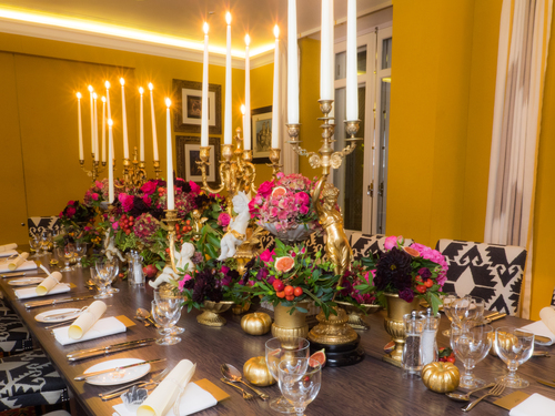 Wedding Breakfast Covent Garden Hotel London .jpg