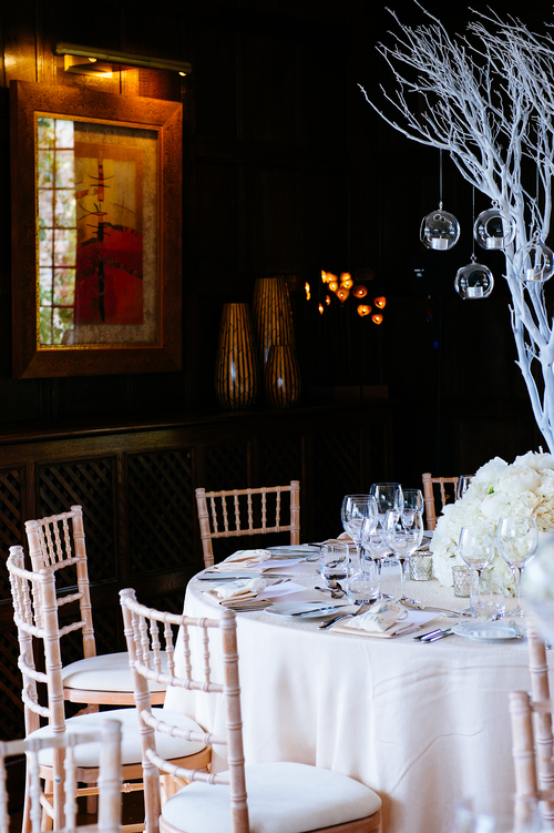 Wedding breakfast Table scape detail .JPG