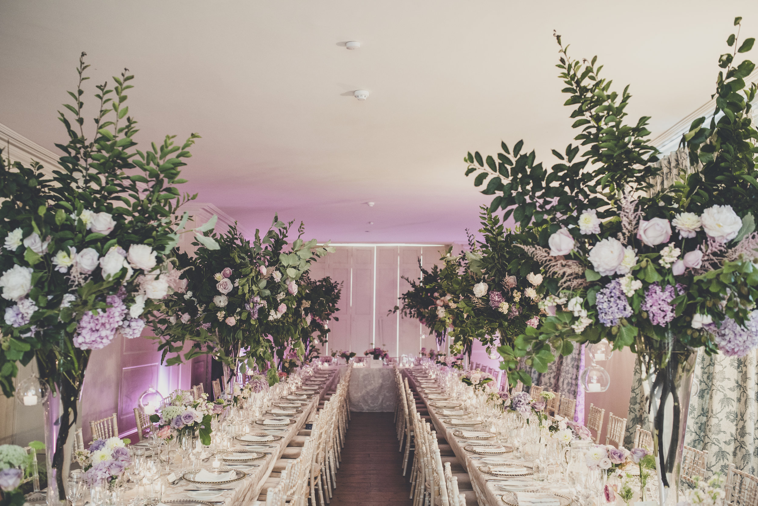 Boconnoc Garden Room Wedding Breakfast .JPG