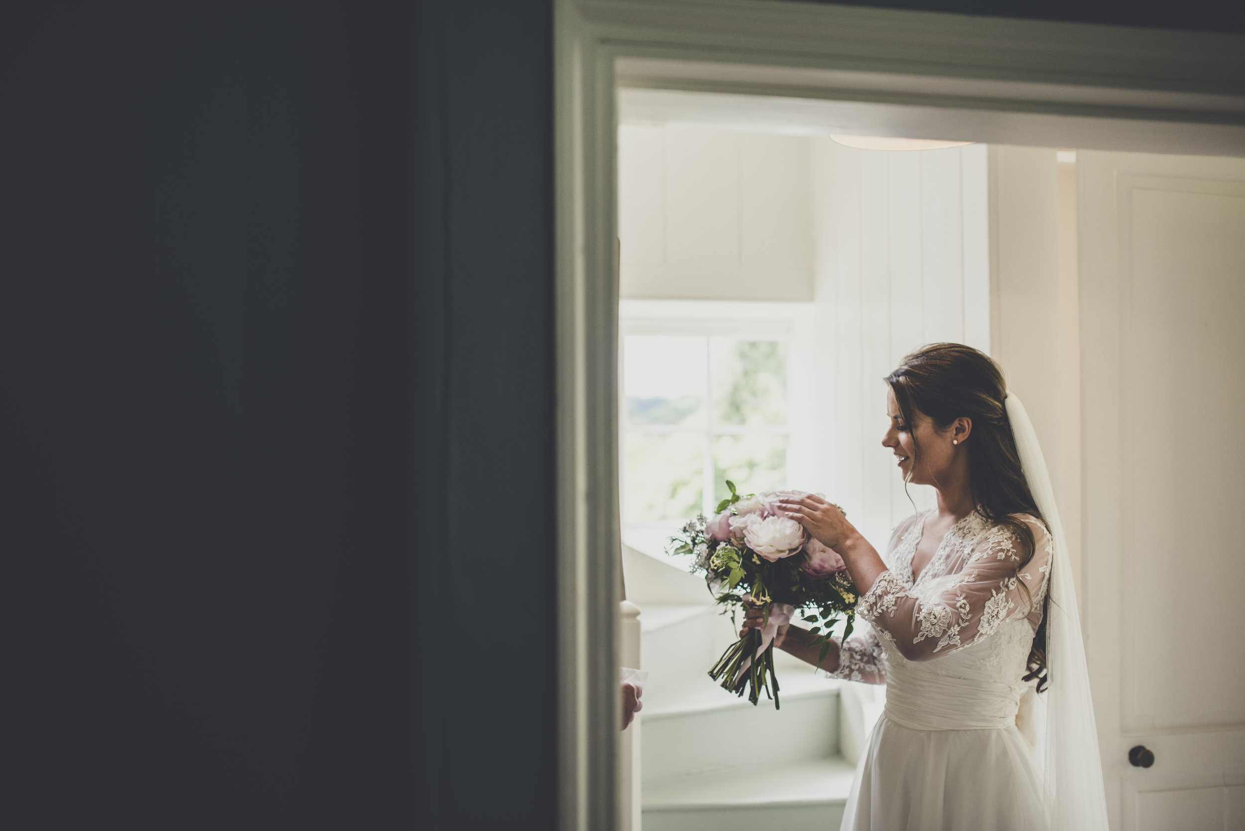 Bride and her bouquet .JPG