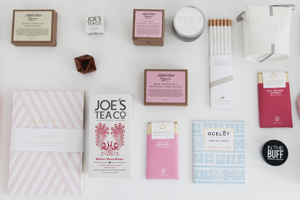 Rock Your Box - Be creative and add the personal touch with your own gift selection