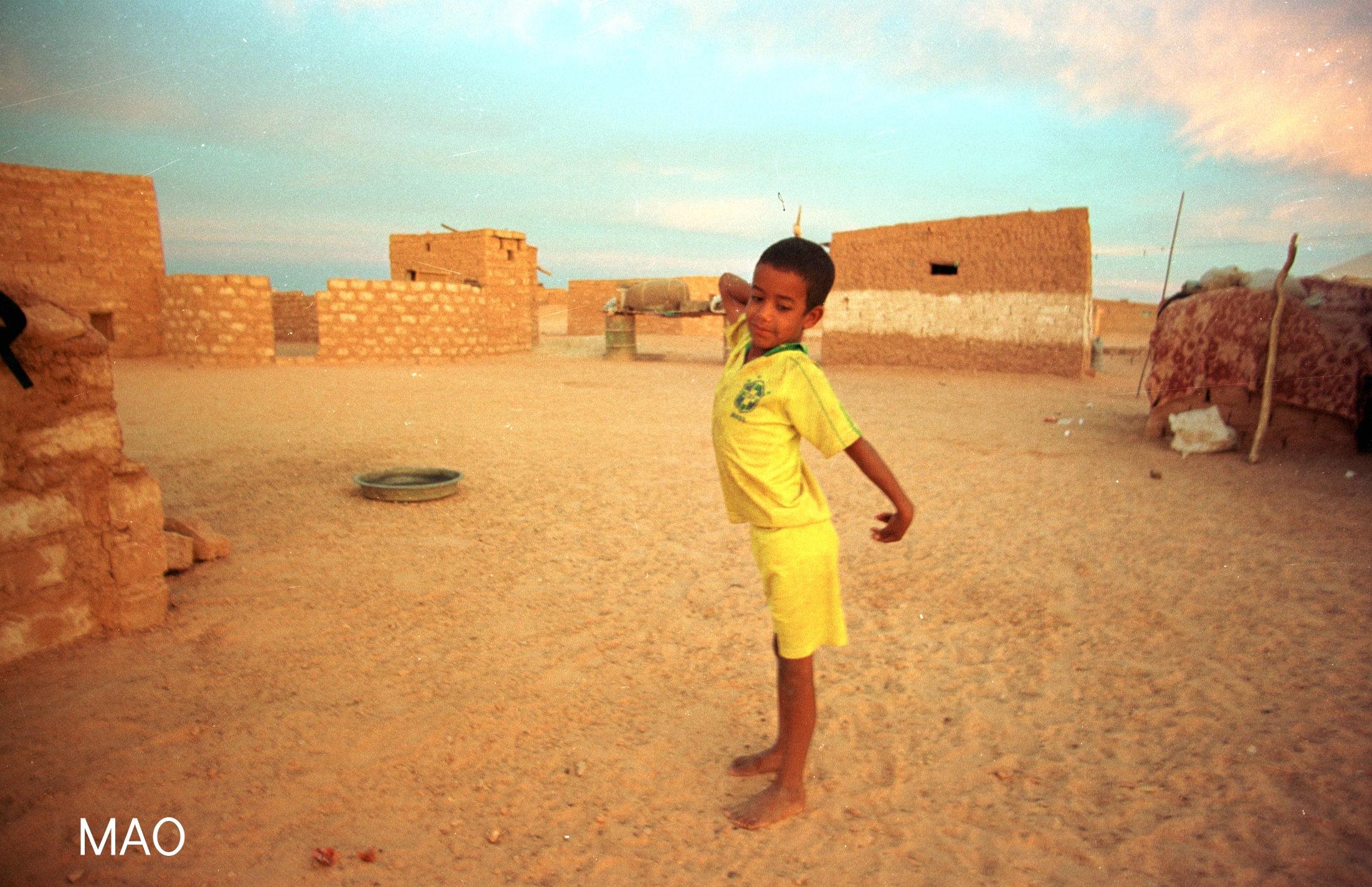 Fetesa - Sáhara