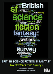 British Science Fiction & Fantasy:  Twenty  Years, Two Surveys  compiled and edited by Paul Kincaid and Niall Harrison  Odd Two Out 2010   Review
