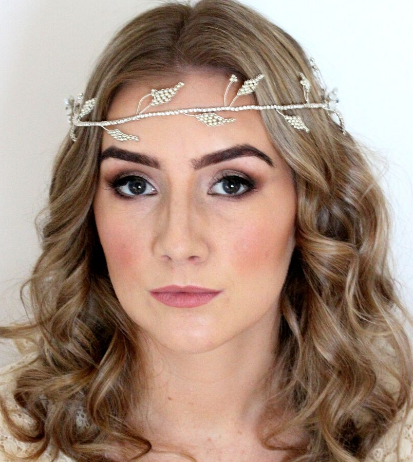 Glorious Tiaras - www.glorioustiaras.co.ukThe Award winning North West's Accessory Designer 2017, Heidi, hand makes the most stunning tiaras, combs, slides and brooch bouquets. A stunning addition to any bridal look.