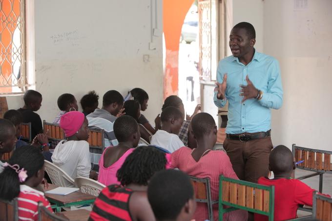 Ali Kaviri's Inspiring Story of Community Change  Digital Opportunity Trust Uganda