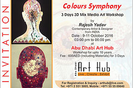 Art Hub Colours Symphony