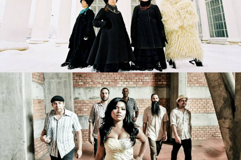 UAE debuts  DAKHABRAKHA / DENGUE FEVER  music   When / Friday, February 17, 7:30pm   Where / East Plaza
