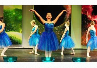 Arabesque Ballet Center Abu Dhabi