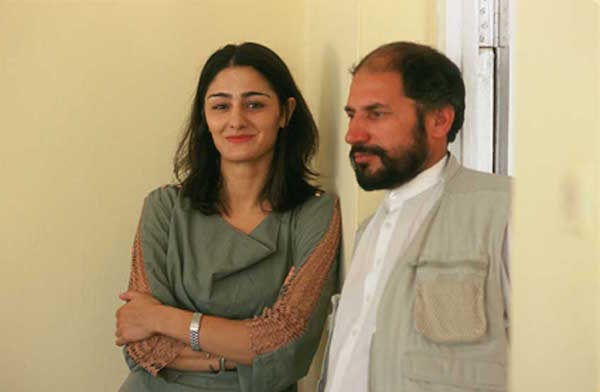 Nasrullah and Sarah — colleagues for 14 years