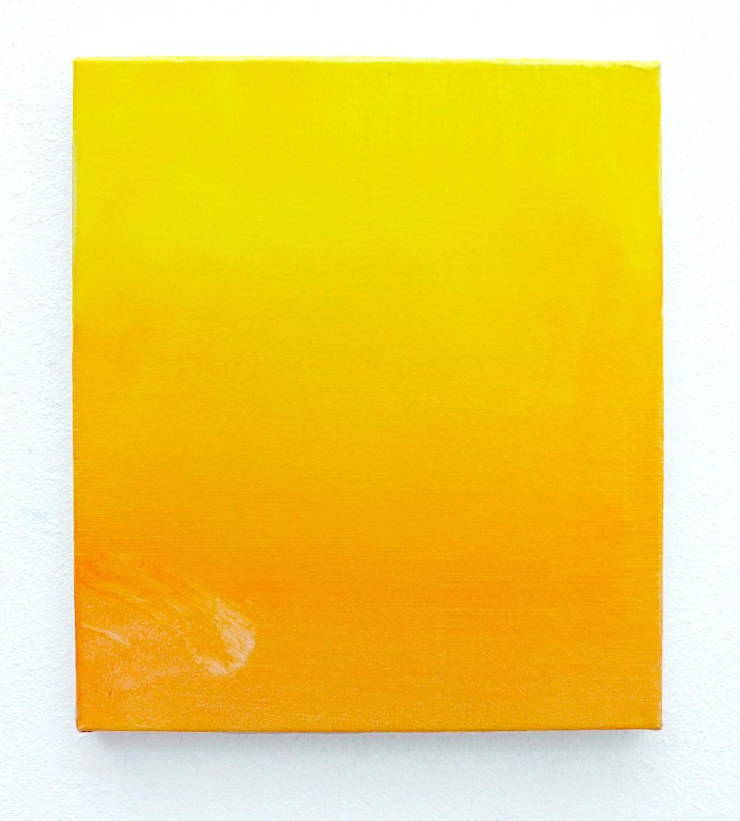 Mango Sunset . Oil on Canvas, 30x40cm, 2015