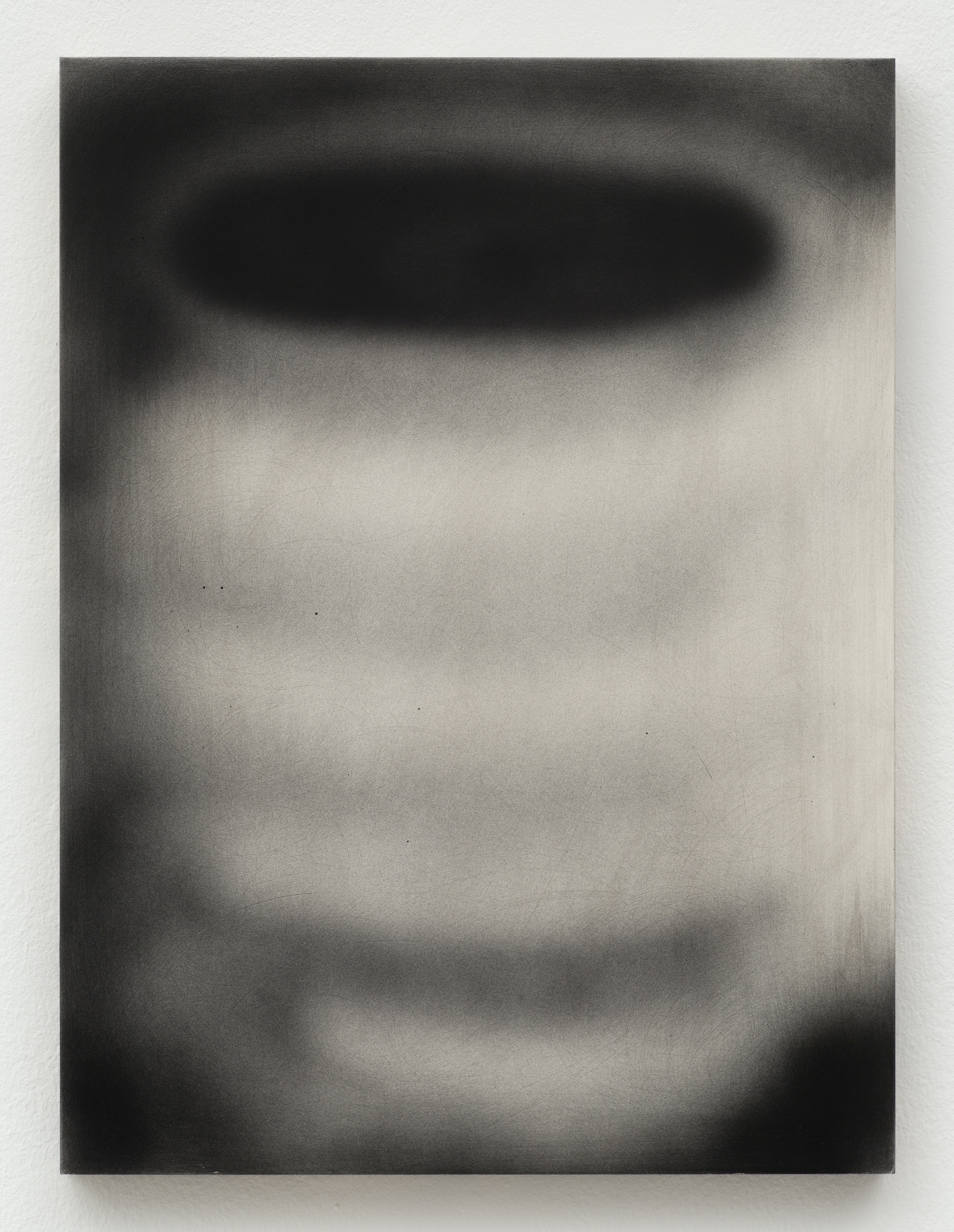 Phoebe Unwin,  Cup , 2015, Indian ink on kaolin clay on board, 40.7 x 30.6 cm. Image courtesy of Wilkinson Gallery.