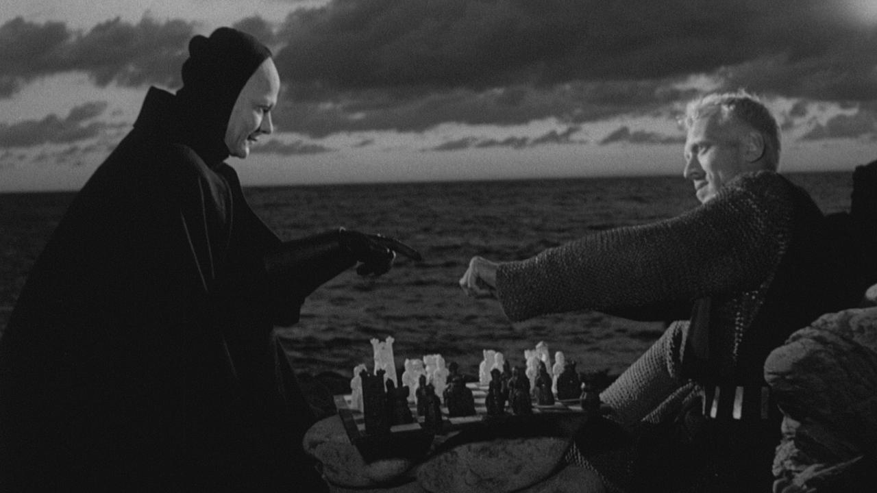 Ingmar Bergman,  The Seventh Seal , 1957