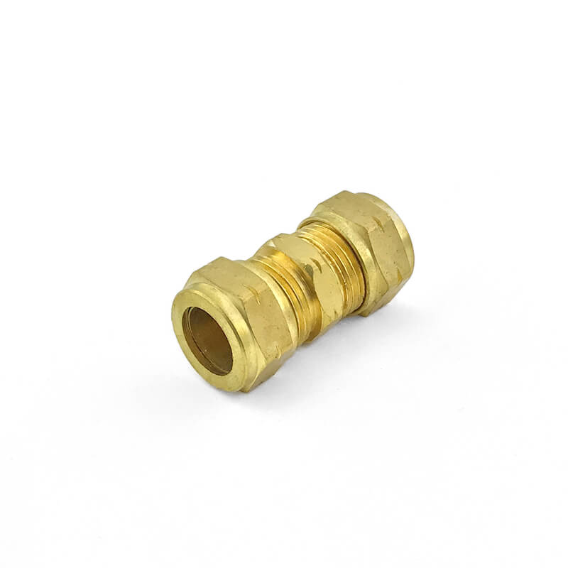 Brass Compression Fittings - 150 PSI
