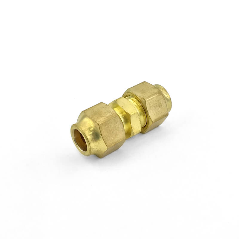 Brass Flare 45° SAE Fittings - 150 PSI