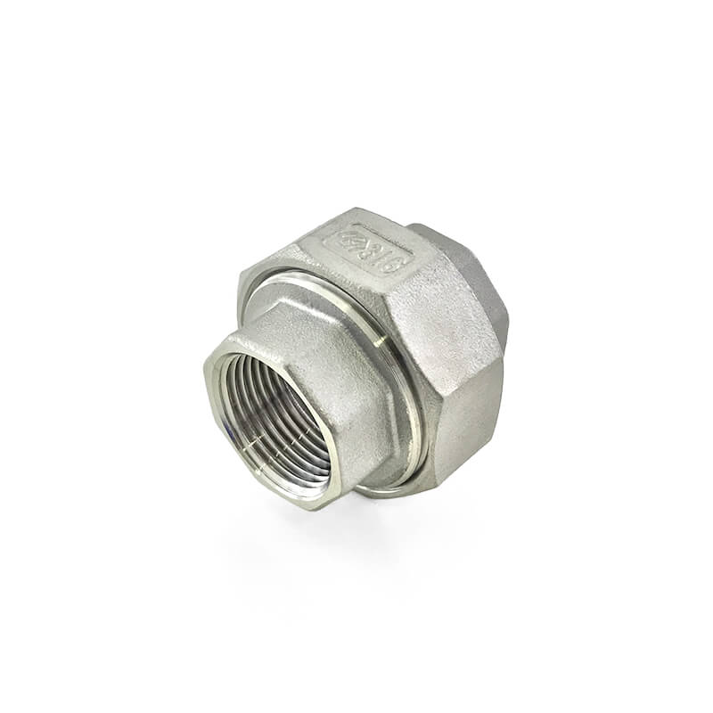 Stainless Steel 316 Threaded Pipe Fittings - 150 PSI
