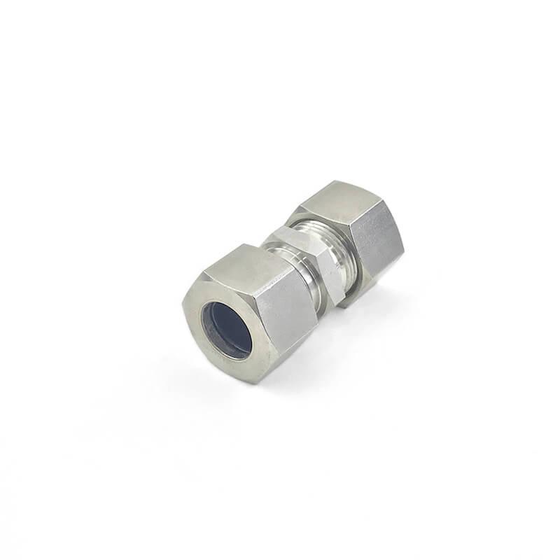 Stainless Steel 316DIN 2353Tube Fittings(Single Ferrule) - High Pressure