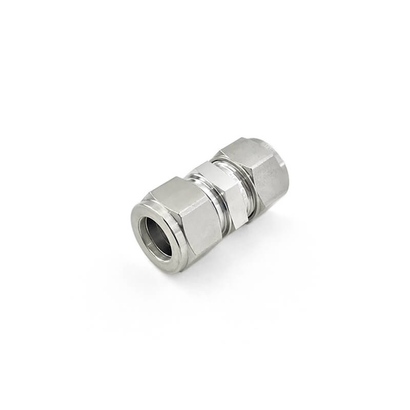 Stainless Steel 316 InstrumentationTube Fittings(Double Ferrule) - High Pressure