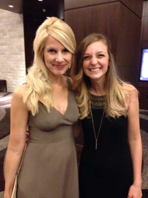 With Kristy Cambron, author of The Butterfly and the Violin