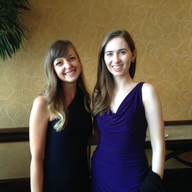 I connected with Kelsey Kamentz through fellow writing friends!