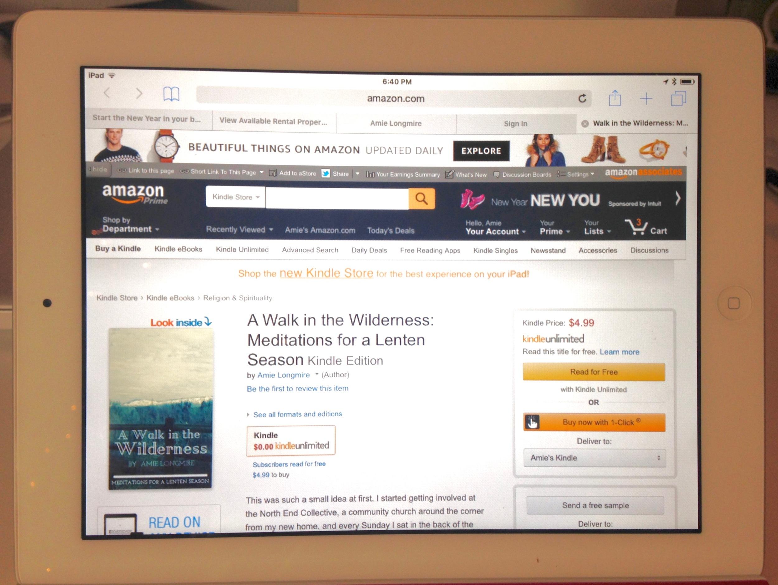 amie-longmire-new-book-amazon