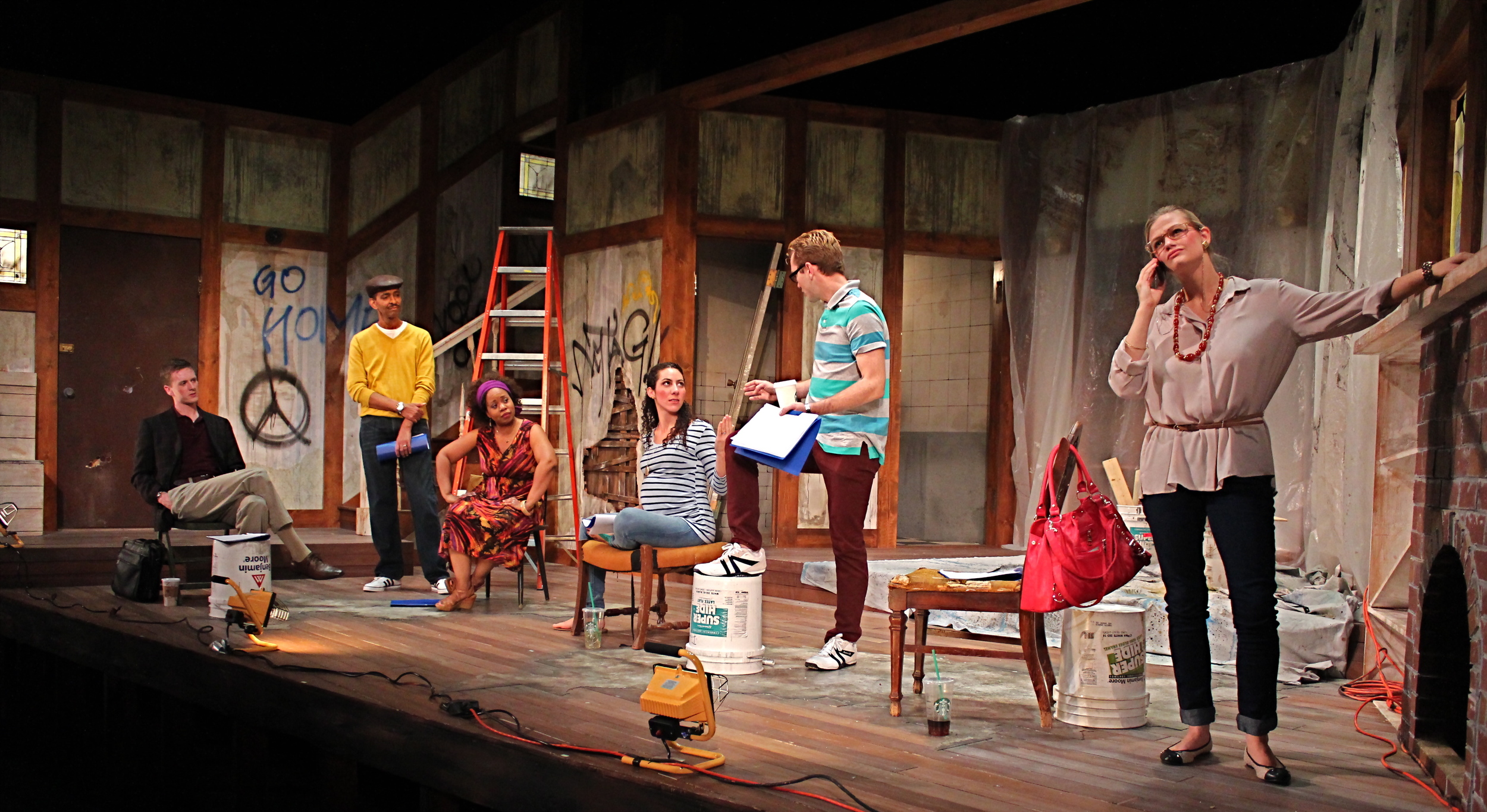Clybourne Park , Betsy/Lindsey, Directed by: Mary Beth Easley
