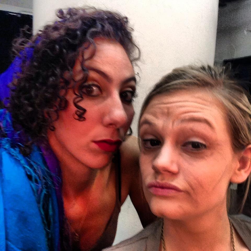 Camino Real , Gypsy, Directed by: Laura Tesman  Backstage fun