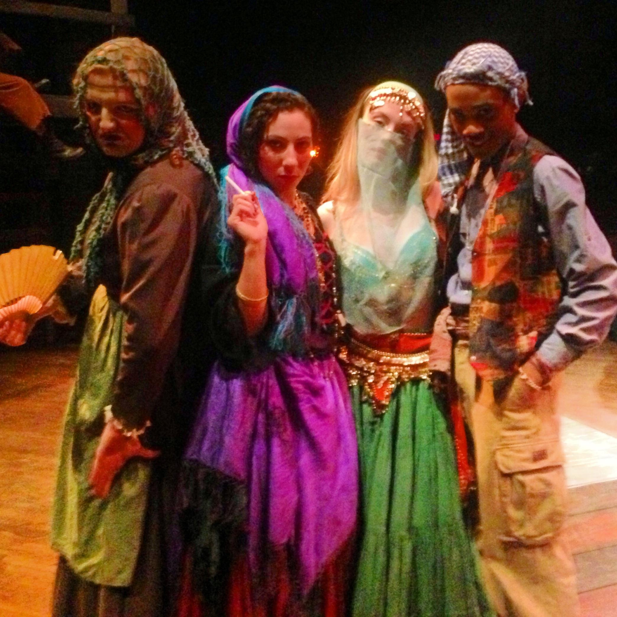 Camino Real , Gypsy, Directed by: Laura Tesman