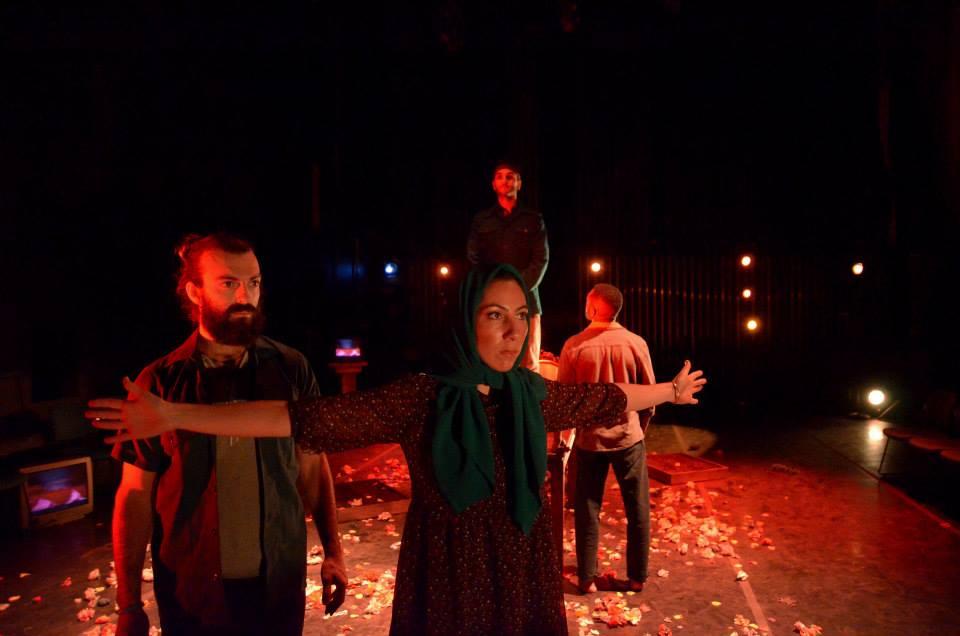 Red Wednesday , Farah, Directed by: Sanaz Ghajarrahimi