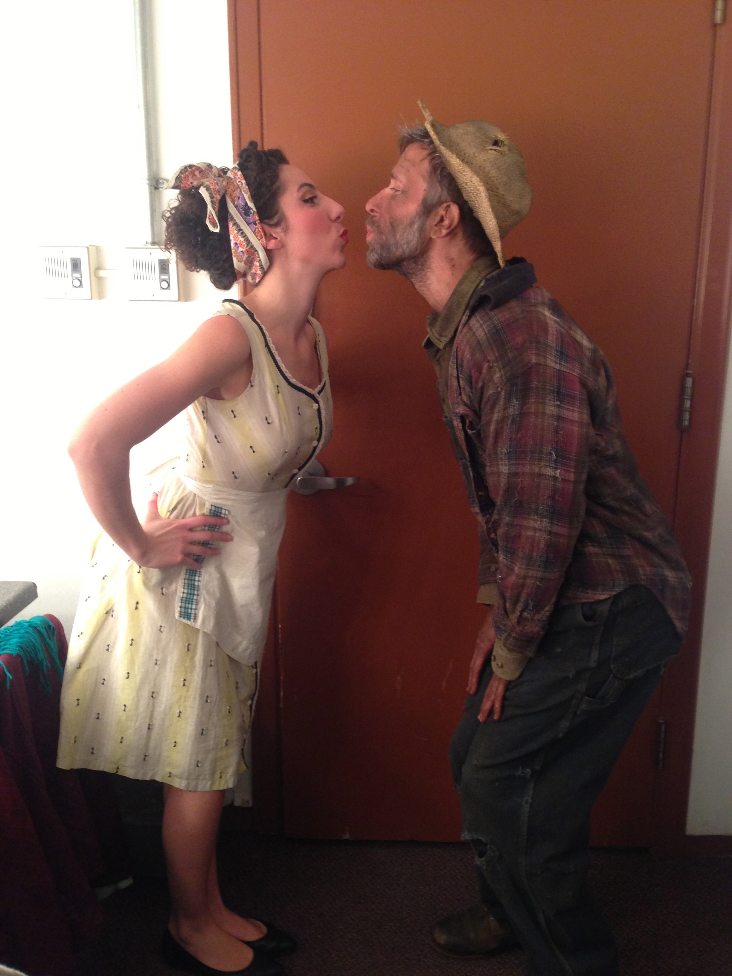 Rimers of Eldritch , Cora Groves, Directed by: Rose Bonczek  Backstage fun