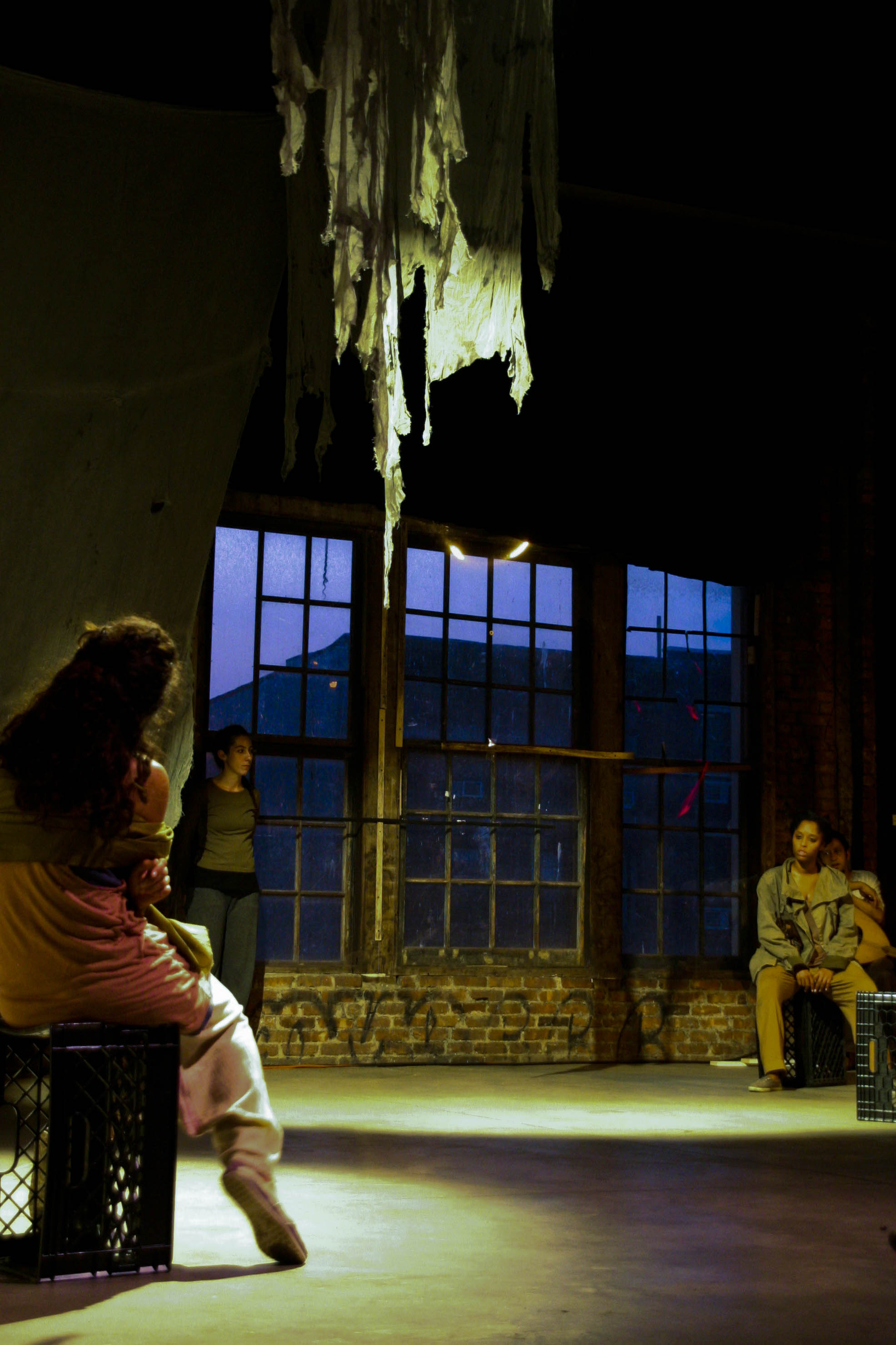 The Wall: a story of the land, Soldier/Brother, Directed by Noelle Ghoussaini