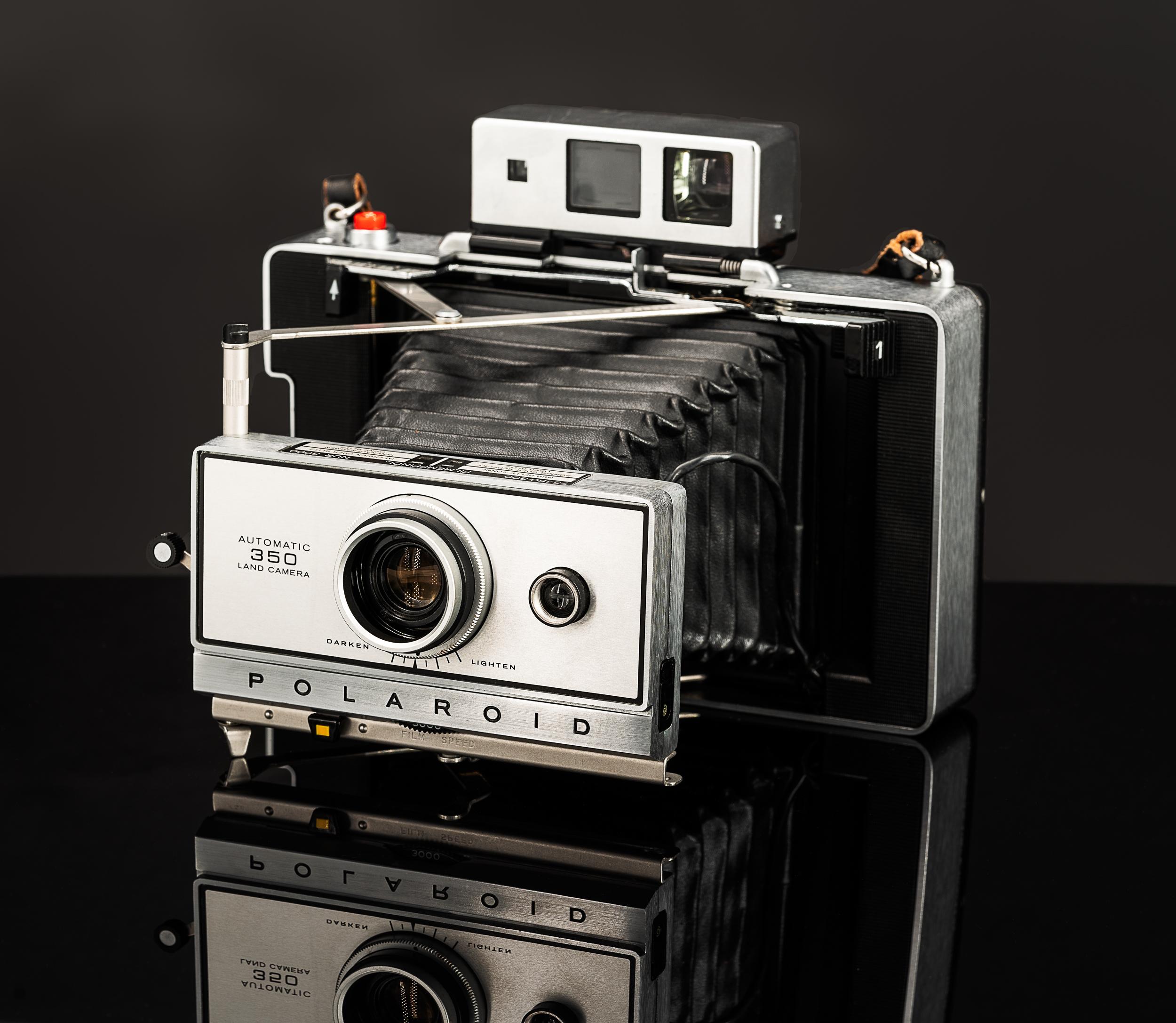 Polaroid 350
