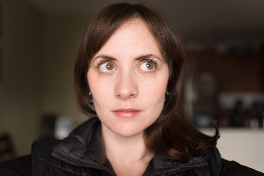 Week #1 - Self Portrait