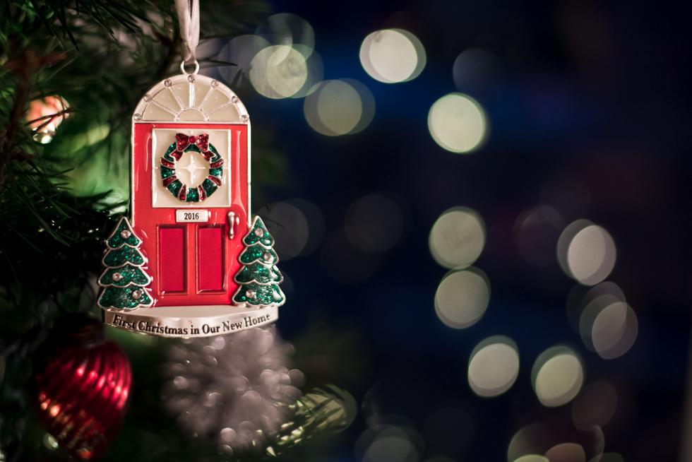 Week #50 - Christmas Bokeh