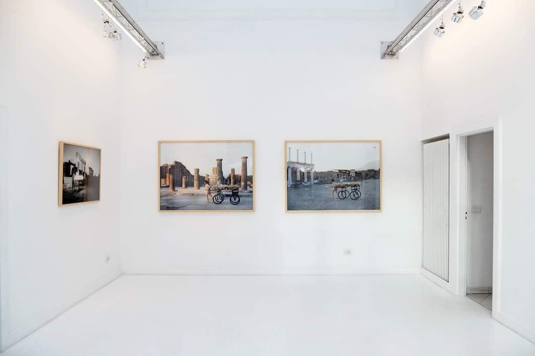 GRADIVA / Solo exhibition / Naples