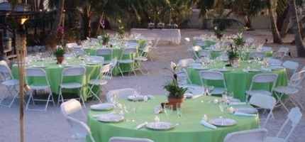 Miami Tables and Chair Rentals