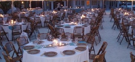Table and chair rentals in miami and all party rentals
