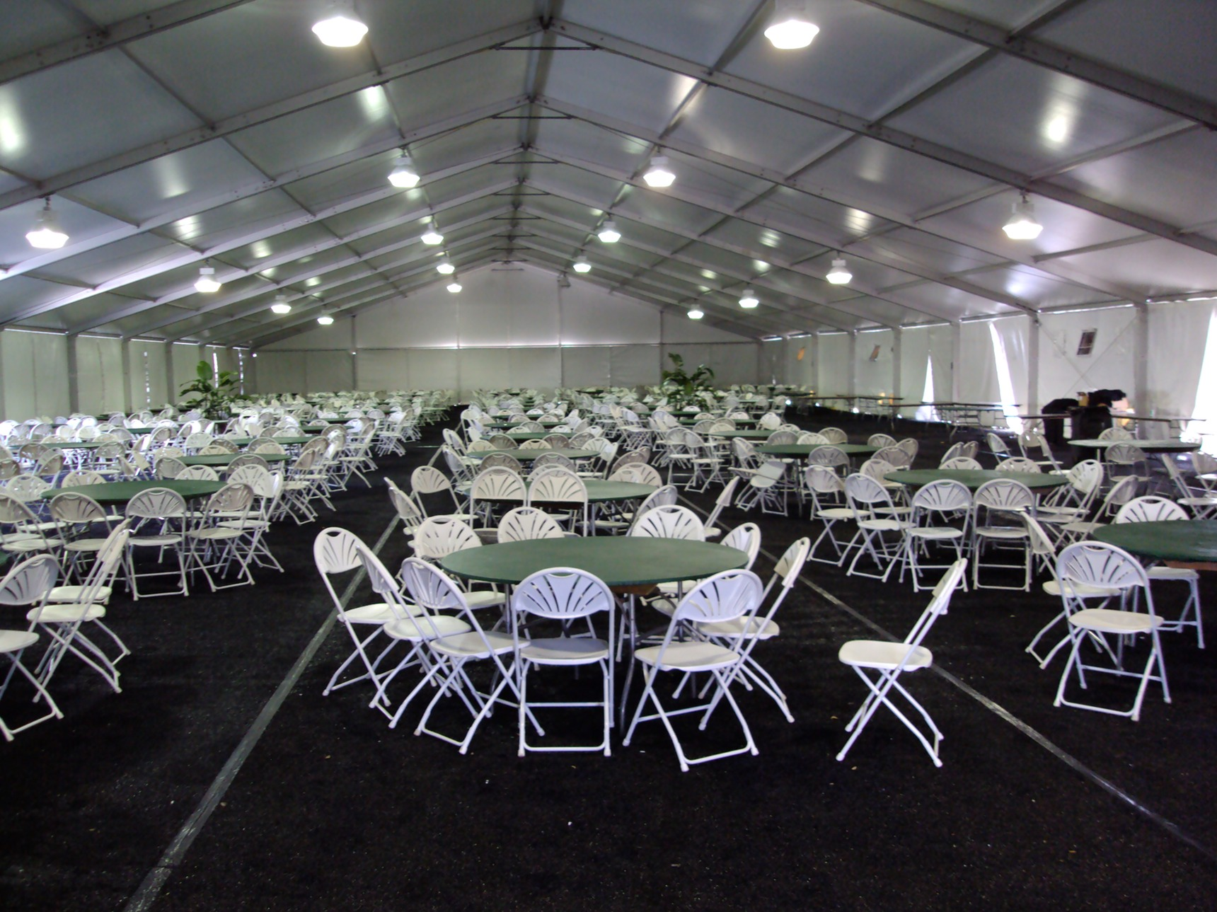 Clearspan Tent Rentals and party rentals in miami