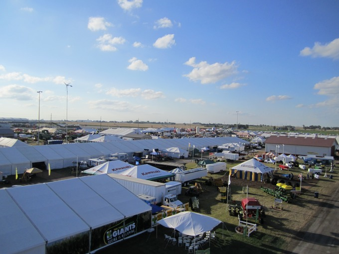 """Farm Shows    We are the main supplier of tents for farm shows across the nation. We can help with the layout, development and installation of your displays and any of your other """"special"""" needs and requests."""