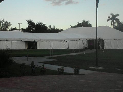 Miami Clearspan Tent Rentals