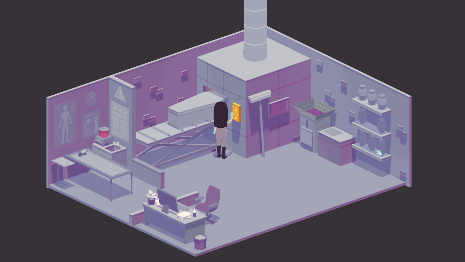 A Mortician's Tale — Laundry Bear Games