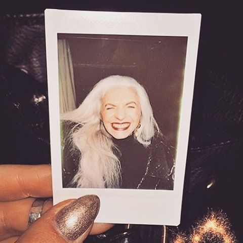jess-summer89 :     Regram// End of shoot polaroid from yesterday with this lot! @alisakath @zuonly @alexb244 💅🏼💇🏼💋  #makeup #makeupartist #smiles #polaroid #fashion #rapunzelhair