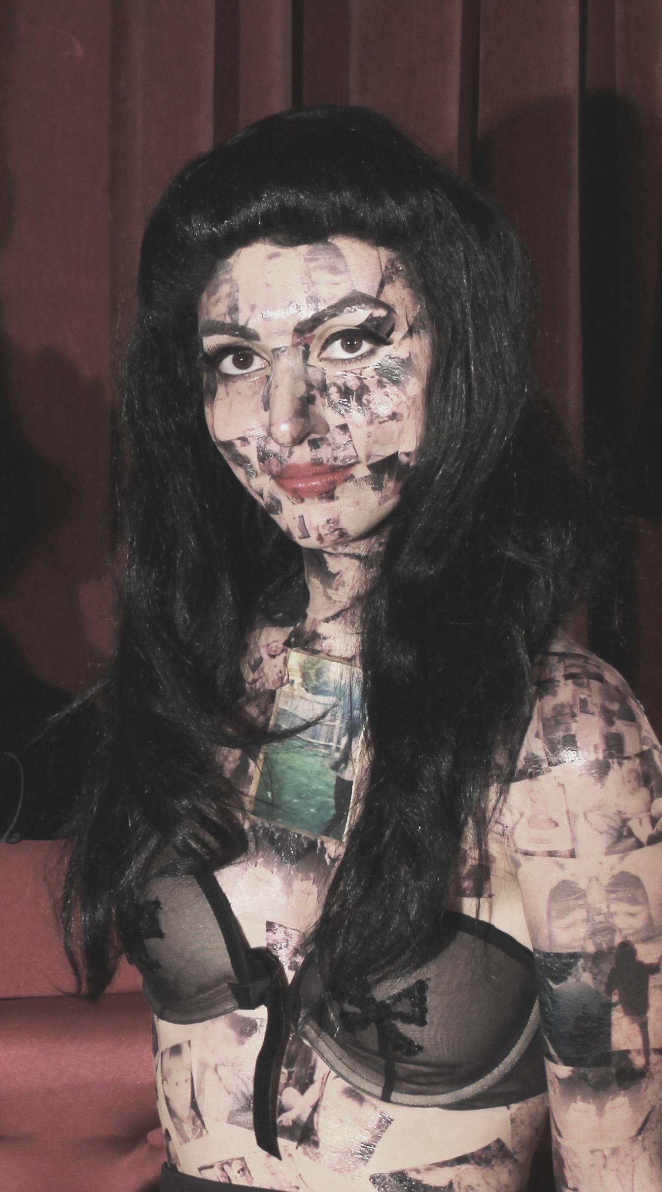 Nostalgia//make-up designer
