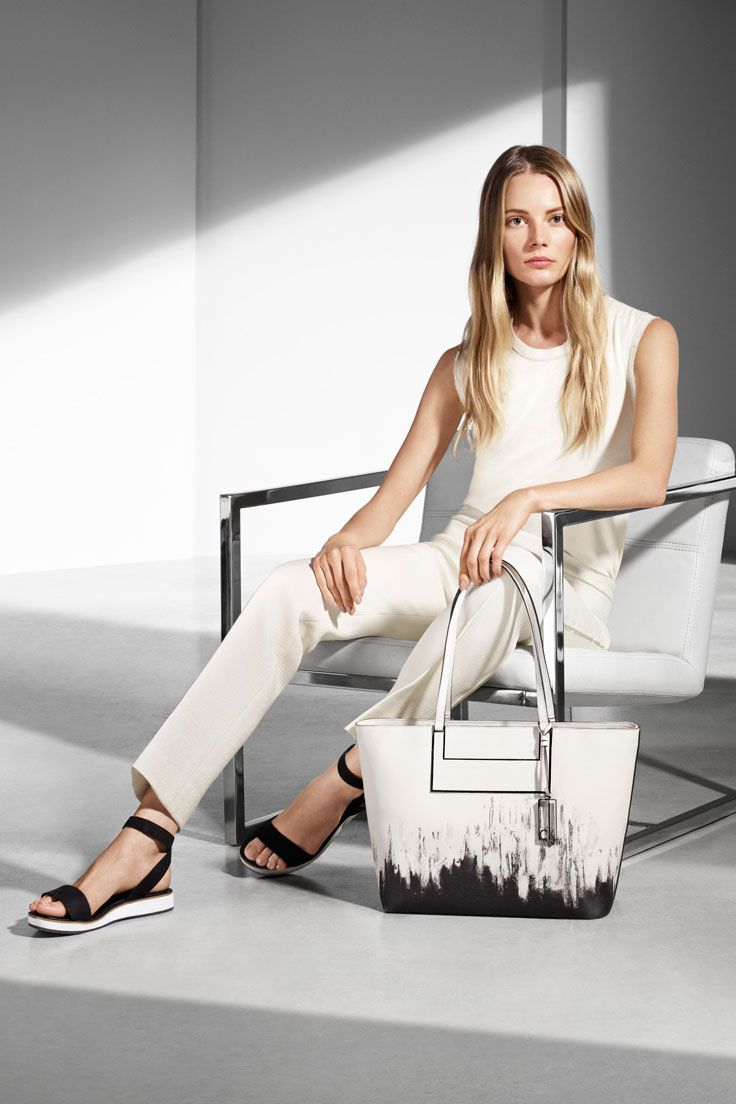 Calvin Klein   - Launch of new accessories division 2015 -