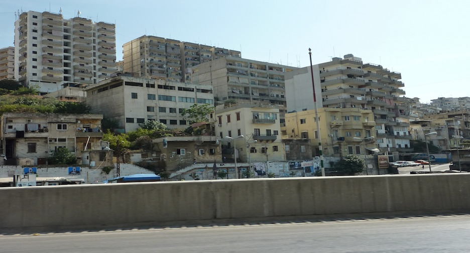 """Beirut: """"An Army Charging Upon the Land"""""""