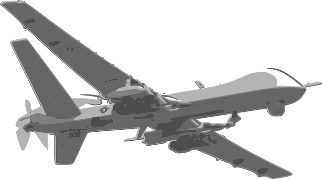 Drones: From the Arcade to the Arsenal