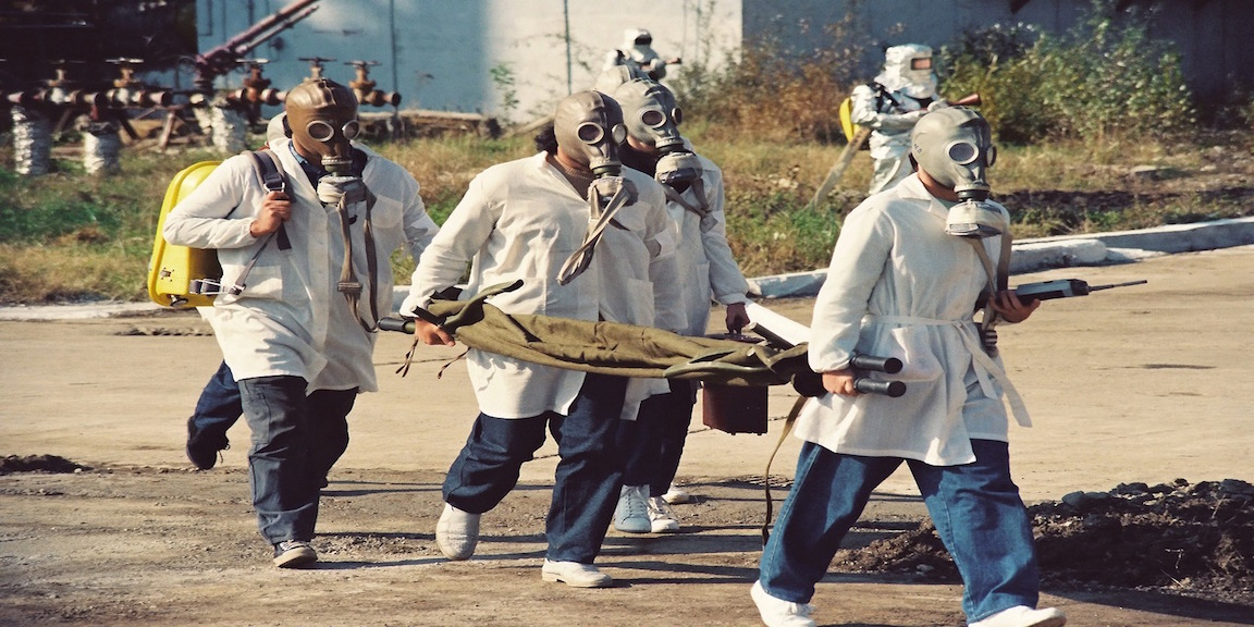 Chemical Weapons: Not the Heart of the Matter