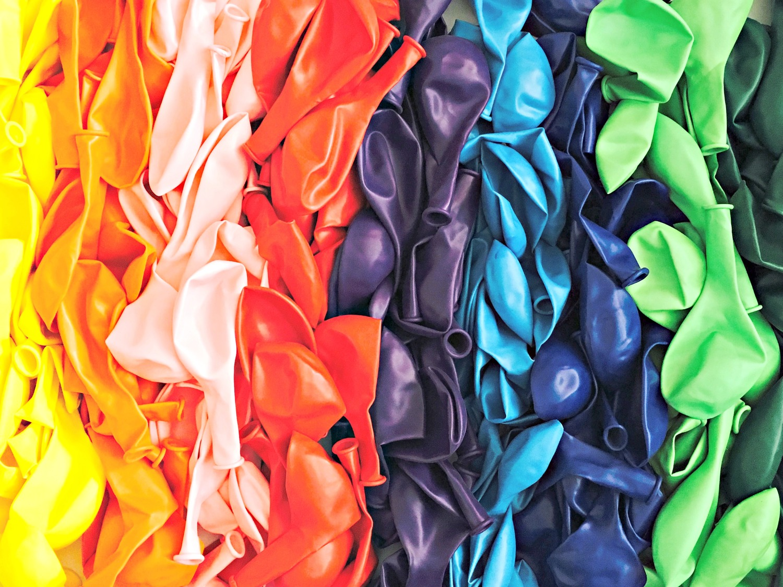 Color Chart — Charleston Balloon Company